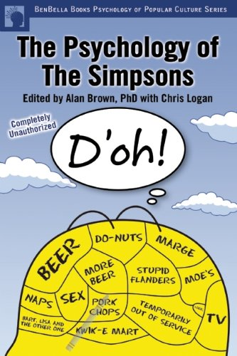 Psychology of the Simpsons - D'Oh!   2006 edition cover