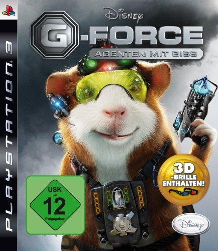 G-Force - Agenten mit Biss PlayStation 3 artwork