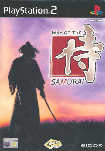 Way of the Samurai PlayStation2 artwork