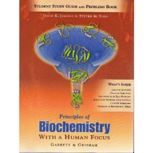 Principles of Biochemistry With a Human Focus  2002 (Guide (Pupil's)) edition cover