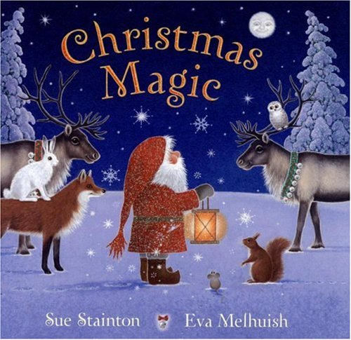 Christmas Magic   2007 9780060785710 Front Cover