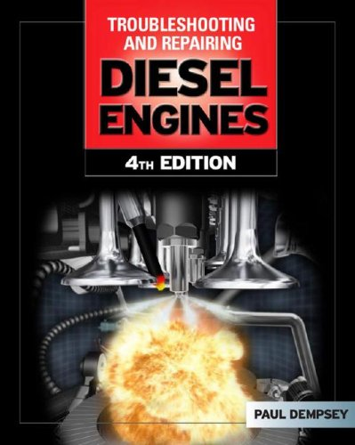 Troubleshooting and Repair of Diesel Engines  4th 2008 (Revised) edition cover
