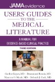 Users' Guides to the Medical Literature: A Manual for Evidence-based Clinical Practice  2014 edition cover