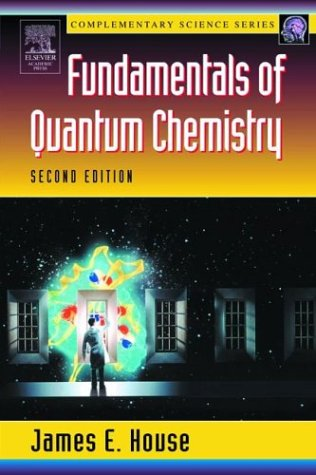 Fundamentals of Quantum Chemistry  2nd 2003 (Revised) edition cover