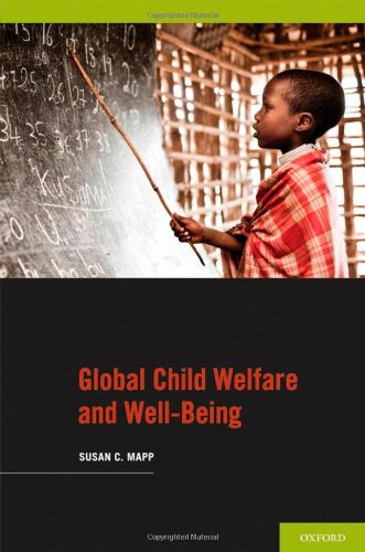 Global Child Welfare and Well-Being   2010 edition cover