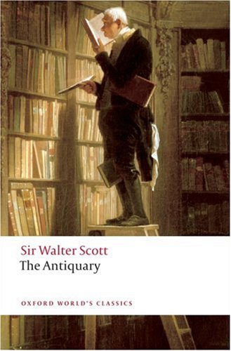 Antiquary   2009 edition cover