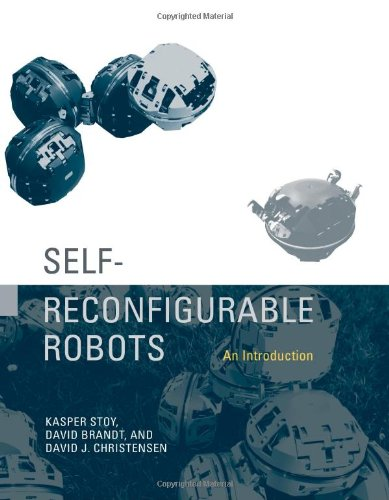 Self-Reconfigurable Robots An Introduction  2010 9780262013710 Front Cover