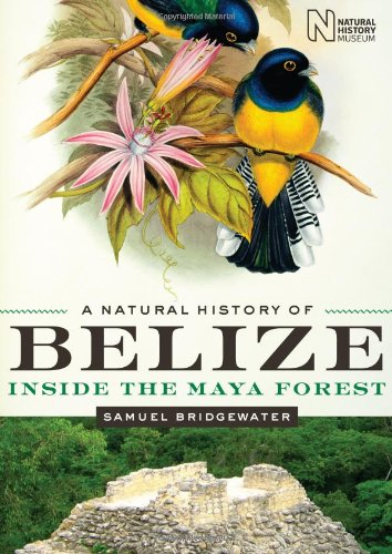 Natural History of Belize Inside the Maya Forest  2012 edition cover