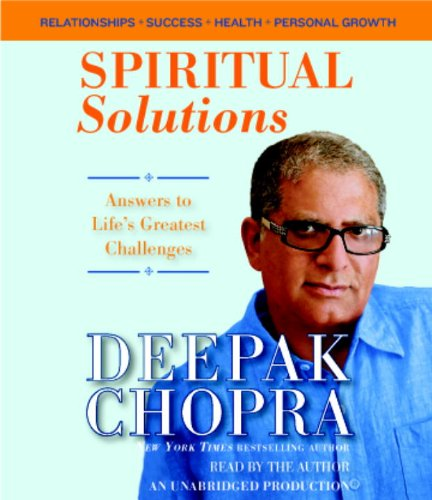 Spiritual Solutions: Answers to Life's Greatest Challenges  2012 edition cover