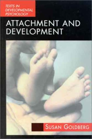 Attachment and Development   2000 9780340731710 Front Cover
