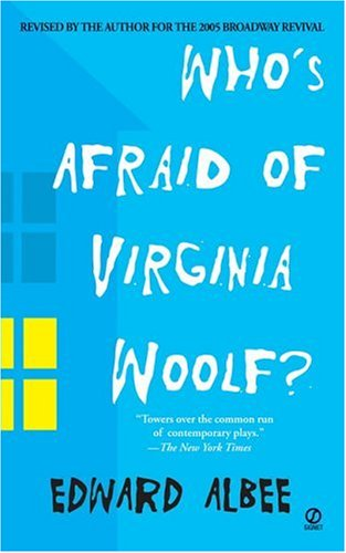 Who's Afraid of Virginia Woolf?   1962 edition cover