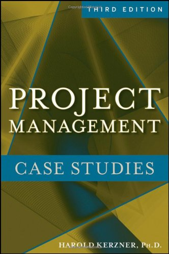 Project Management  3rd 2009 edition cover