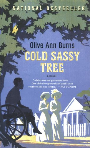 Cold Sassy Tree   1984 edition cover