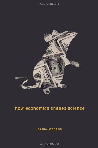 How Economics Shapes Science   2012 edition cover