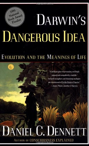 Darwin's Dangerous Idea Evolution and the Meanings of Life  1996 edition cover