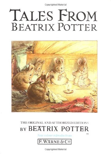 Tales from Beatrix Potter   1984 edition cover