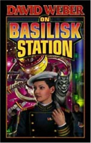 On Basilisk Station   1993 edition cover