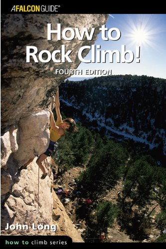 How to Rock Climb!  4th 2002 edition cover