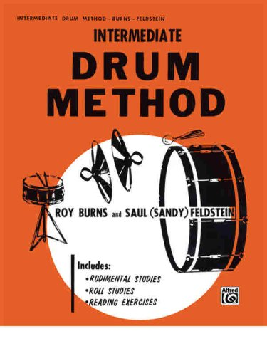 Drum Method Intermediate  1985 edition cover