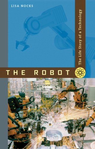 Robot The Life Story of a Technology  2008 edition cover