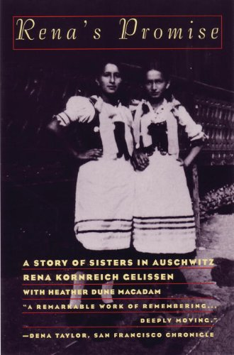 Rena's Promise A Story of Sisters in Auschwitz  1996 edition cover