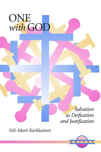One with God Salvation As Deification and Justification  2004 9780814629710 Front Cover
