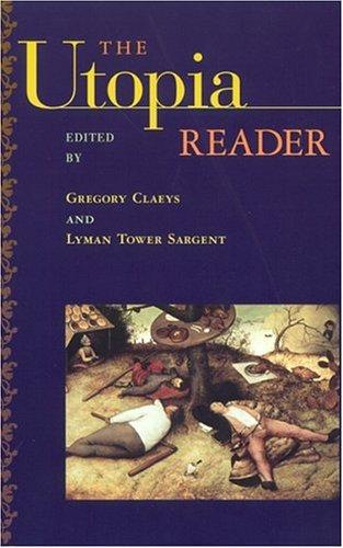Utopia Reader   1999 edition cover