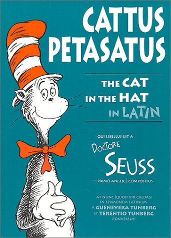 Cat in the Hat   2000 edition cover
