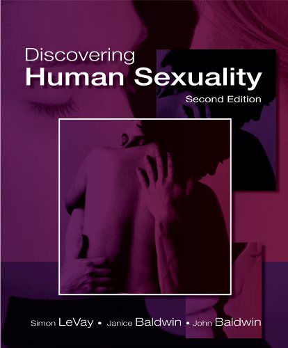 Discovering Human Sexuality  2nd 2012 (Revised) edition cover