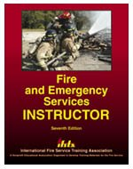 Fire and Emergency Services Instructor 7th 2006 edition cover