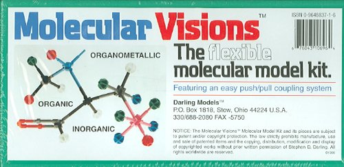 Molecular Visions  4th 2000 9780964883710 Front Cover