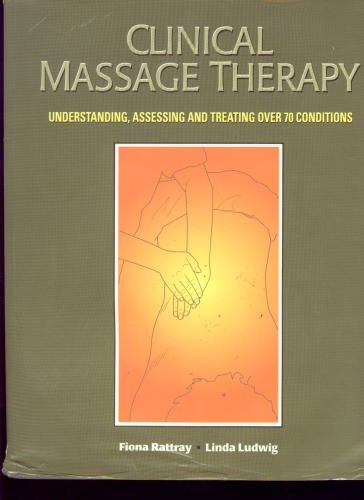 CLINICAL MASSAGE THERAPY 1st edition cover