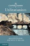 Cambridge Companion to Utilitarianism   2014 edition cover