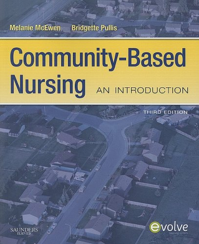 Community-Based Nursing An Introduction 3rd 2009 edition cover