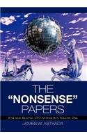 The Nonsense Papers: 2012 and Beyond: Ufo Anthology, Volume One  2012 edition cover