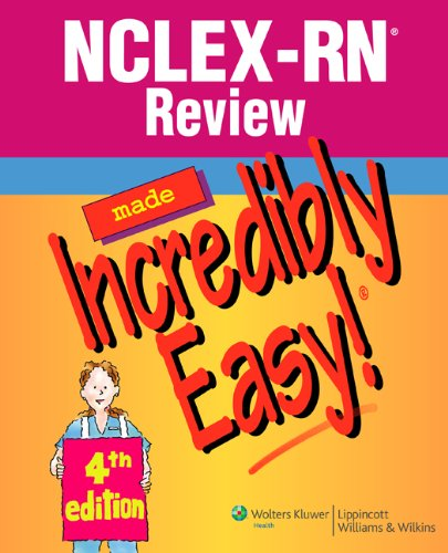 NCLEX-RN  4th 2007 (Revised) edition cover