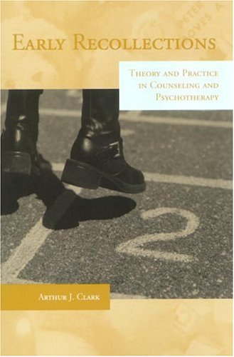 Early Recollections Theory and Practice in Counseling and Psychotherapy  2002 edition cover