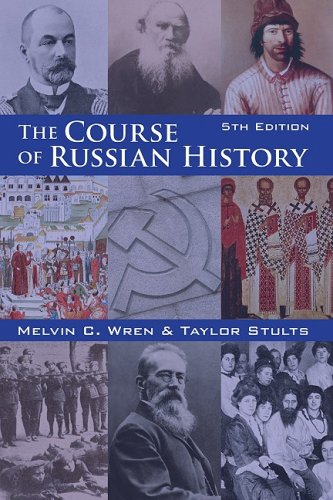 Course of Russian History, 5th Edition  N/A edition cover