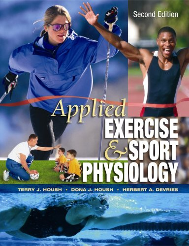 Applied Exercise and Sport Physiology 2nd 2006 edition cover
