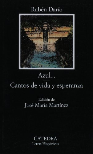 Azul/Cantos de Vida y Esperanza   1995 edition cover