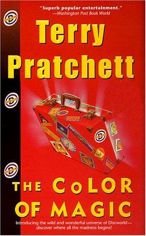 Color of Magic   1983 edition cover