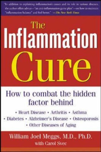 Inflammation Cure   2005 9780071438711 Front Cover