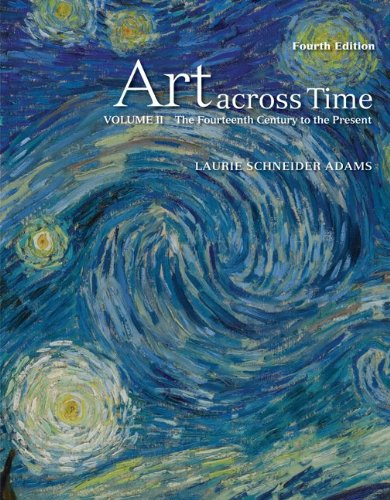 Art Across Time  4th 2011 9780077353711 Front Cover