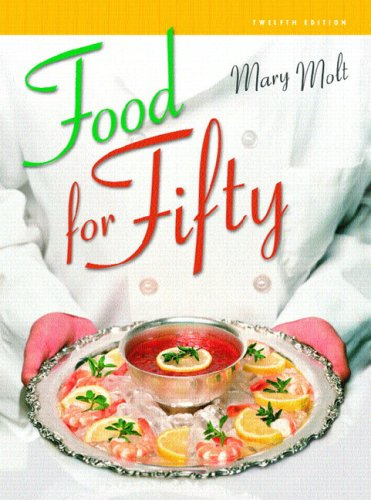 Food for Fifty  12th 2006 (Revised) edition cover