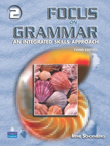 Grammar 2 An Integrated Skills Approach 3rd 2006 edition cover