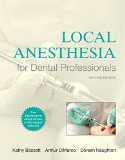 Local Anesthesia for Dental Professionals  2nd 2015 edition cover