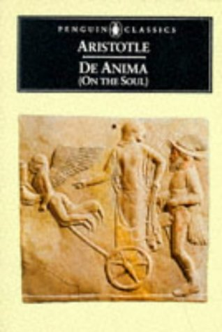 Anima (On the Soul)   2004 edition cover