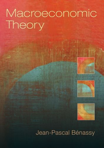 Macroeconomic Theory   2010 9780195387711 Front Cover