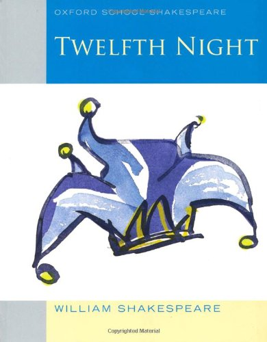 Twelfth Night 2010   2010 edition cover