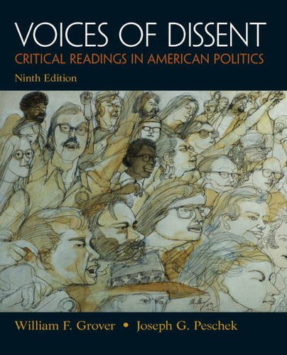 Voices of Dissent  9th 2013 (Revised) edition cover